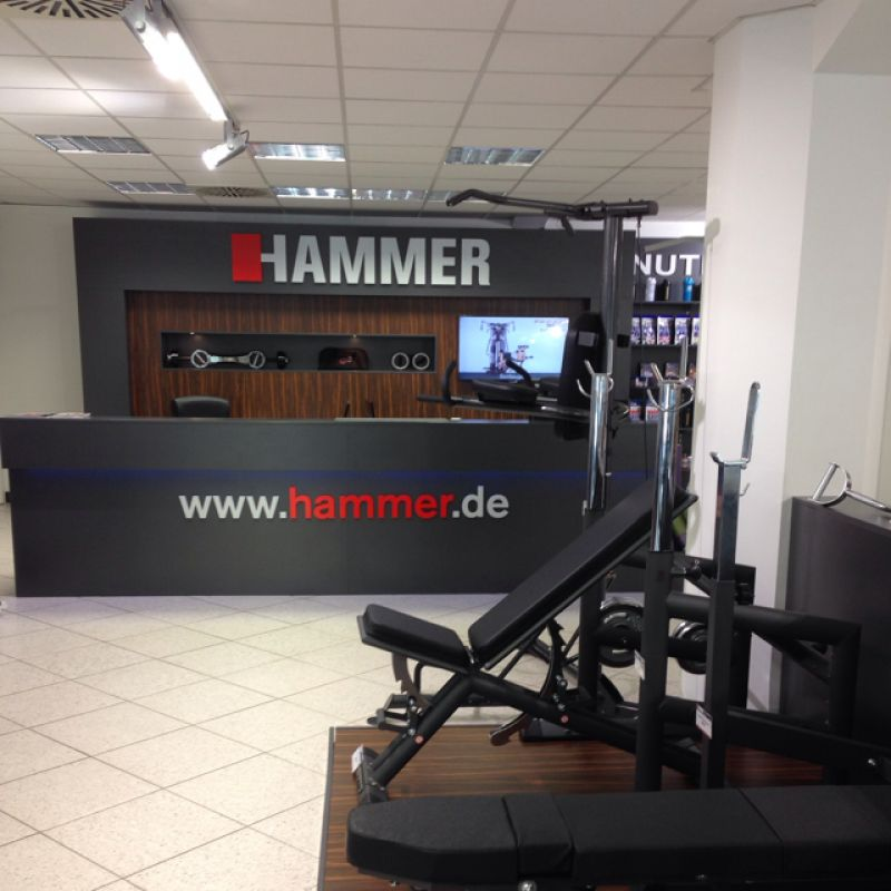 Photo von Hammer Factory Store Stuttgart in Stuttgart