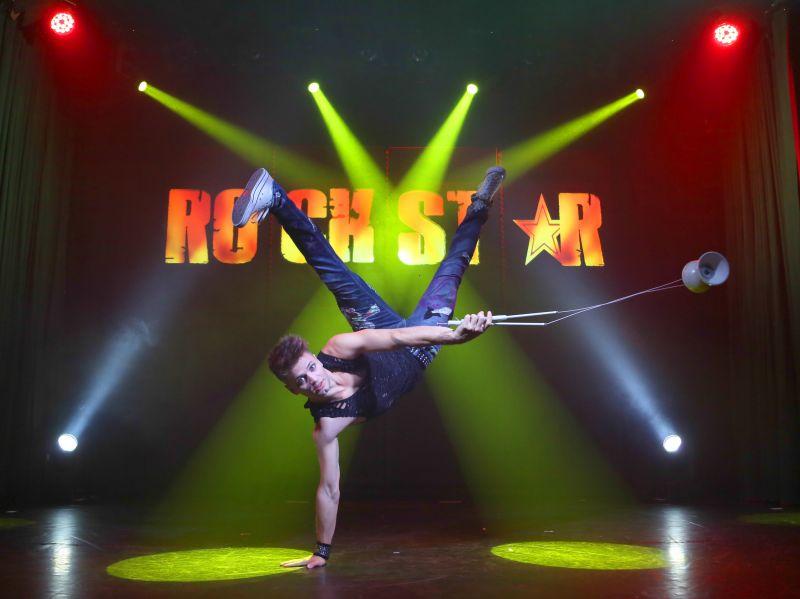GOP Varieté Theater / Bonn / Show: Rockstar