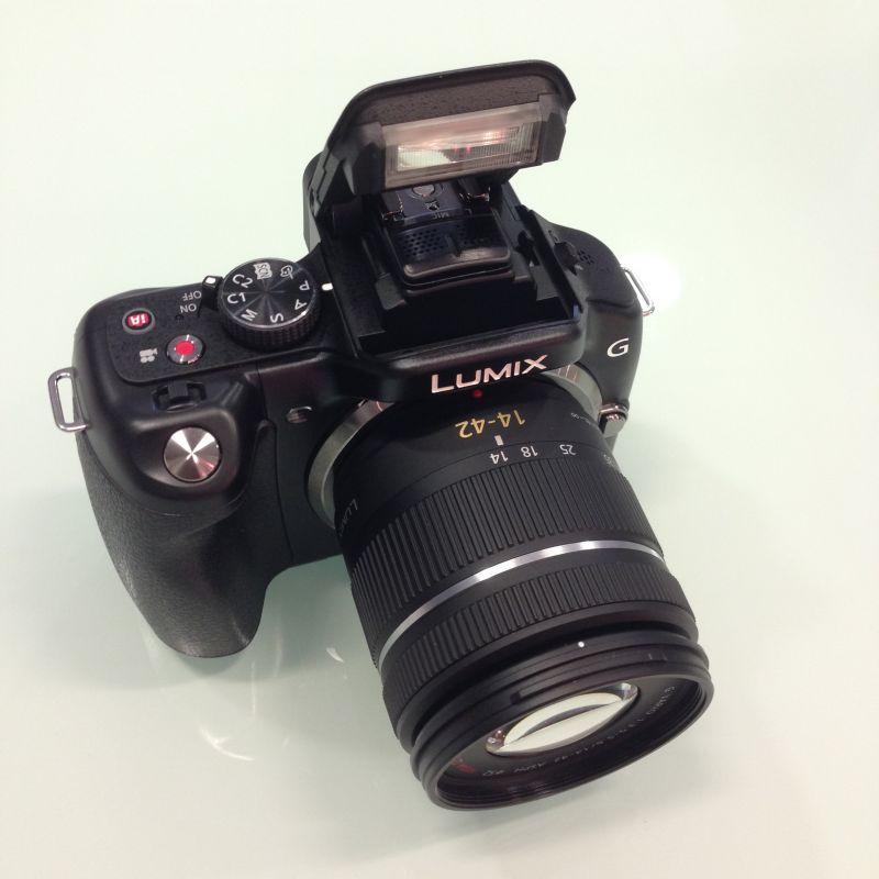 LUMIX Panasonic DMC-G5K - LUMIX G VARIO 14-42mm - Photo Schneider - Kirchheim unter Teck