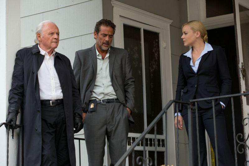 John Clancy (Anthony Hopkins), Joe Merriwether (Jeffrey Dean Morgan), Katherine Cowles (Abbie Cornish)