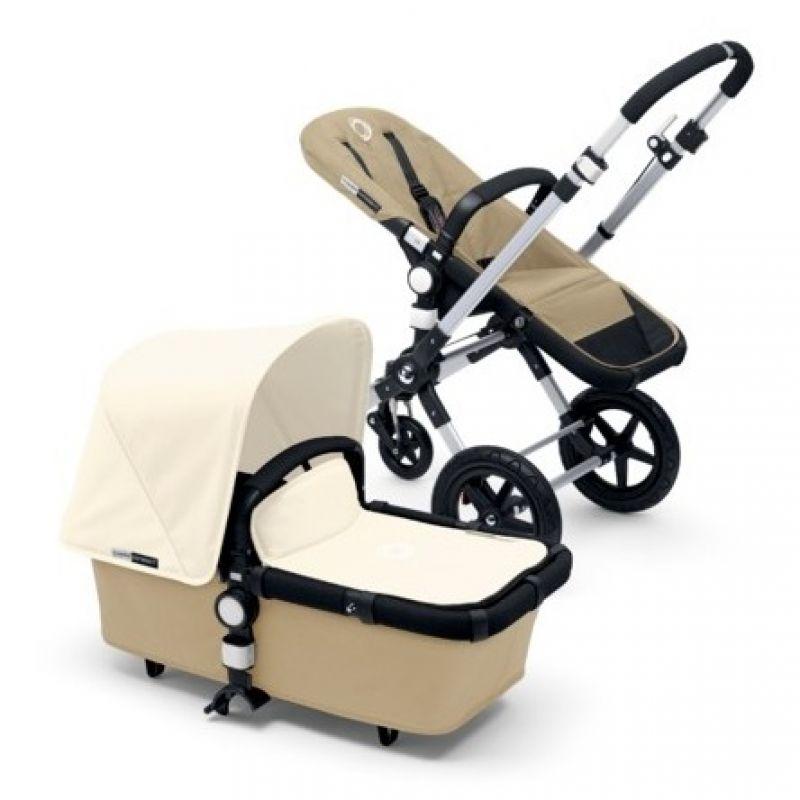 Wir haben noch eine Cameleon³ Basis in sand!  Kombinierbar nach Wunsch - z.B. cremeweiß - MAMACOCON - Schönes & Nützliches für Schwangere und Babys - Münster