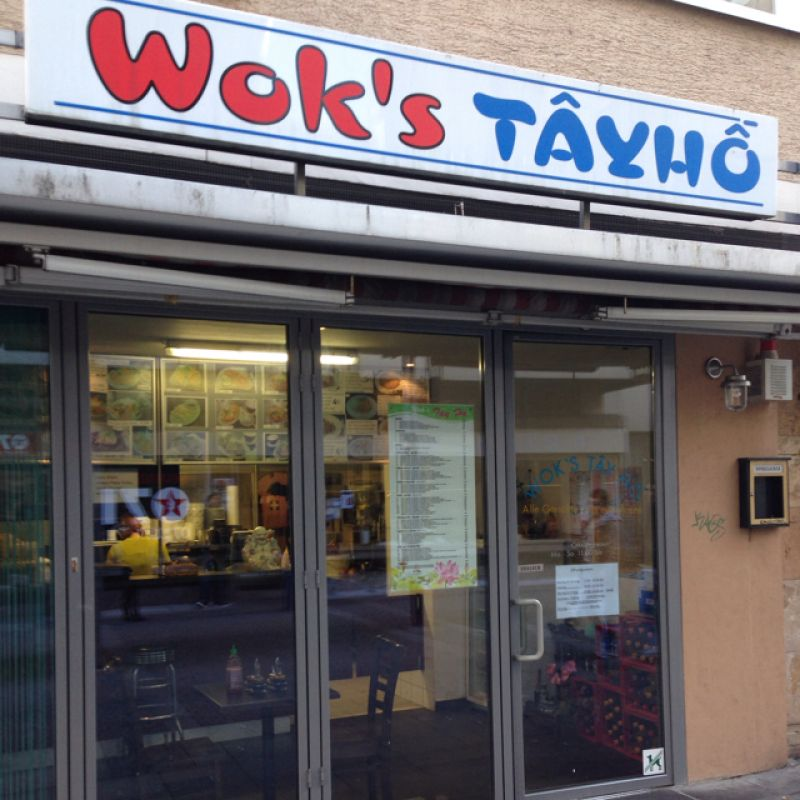Photo von Wok 's Tay Ho Restaurant in Stuttgart