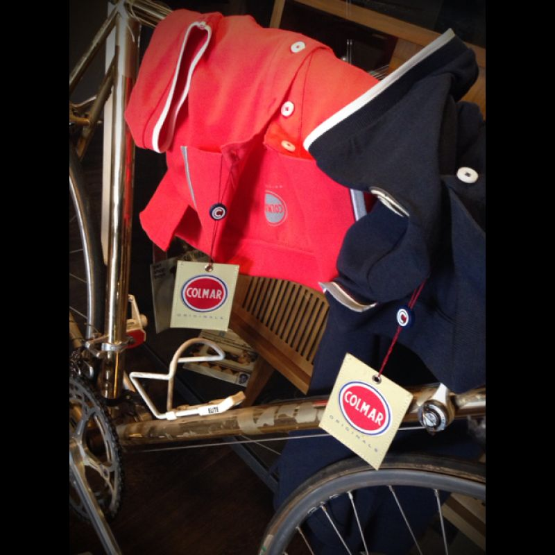 #COLMAR Poloshirt in weiß, navy  und cherry red im #Sale im EDWARDCOPPER Concept Store in #Reutlingen. - Edward Copper - Reutlingen
