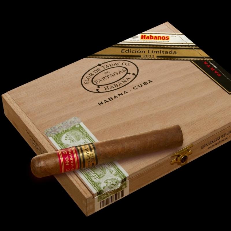 Paratags Serie C no 3 Edicion Limitada - Whiskystock Habanos-Zigarren - Stuttgart