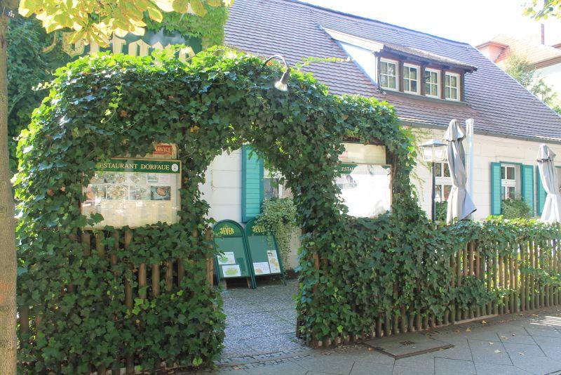 Foto 3 von Restaurant Dorfaue in Berlin