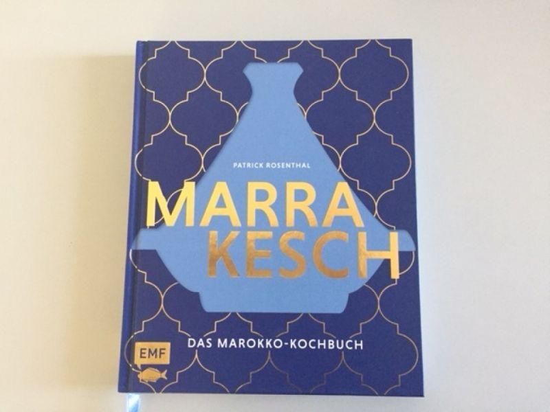© Marrakesch Das Marokko Kochbuch / MEF Verlag / Patrick Rosenthal / Christine Pittermann