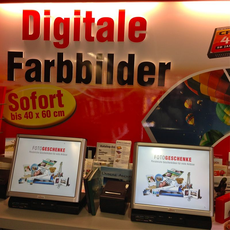 Digitale Farbbilder - Sofort bis 40 X 60 cm - Photo Schneider - Kirchheim unter Teck