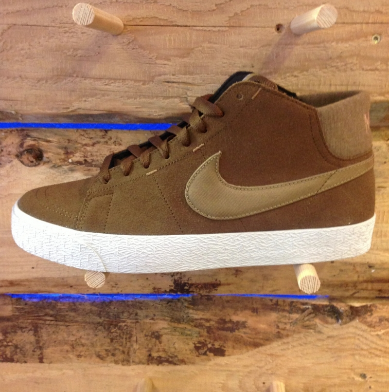 Nike Blazer LR Dark Khaki - Roxburry Store Stuttgart - Park and Powder - Stuttgart