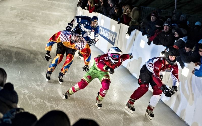 Red Bull Crashed Ice 2015/2016 Canada - (c) Sebastian Marko/Red Bull Content Pool