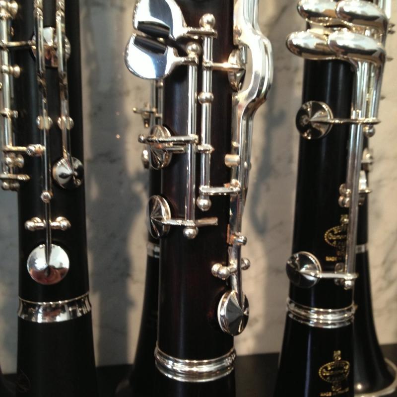 Klarinetten  - Josef Distler - Holzblasinstrumente - Stuttgart- Bild 3