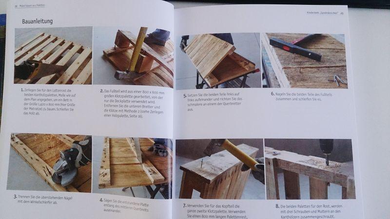 """buchtipp: """"möbel bauen aus paletten"""" - 21 upcycling-kreationen aus, Gartenmöbel"""
