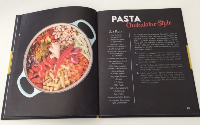 1 POT PASTA / EMF Verlag/ Christine Pittermann