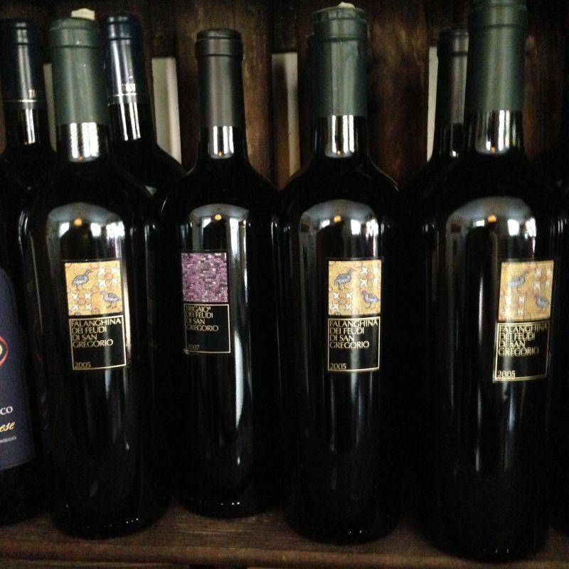 Wein aus Kampanien - Italienische Weine - ATTIMI - Stuttgart
