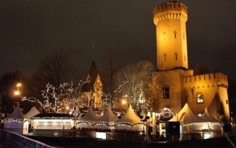 Kölner Hafen Weihnachtsmarkt am Schokoladenmusem  - (c) Eventleute GmbH