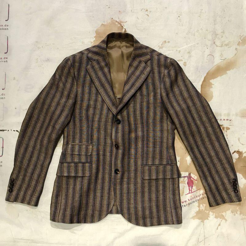 S.Piccolo: 100% linen jacket, sizes 48 - 56, EUR 480,- - Kentaurus Pferdelederjacken - Köln