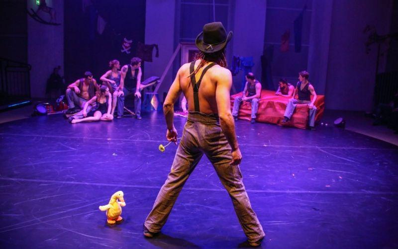 GOP Varieté-Theater Bonn Show Karussell