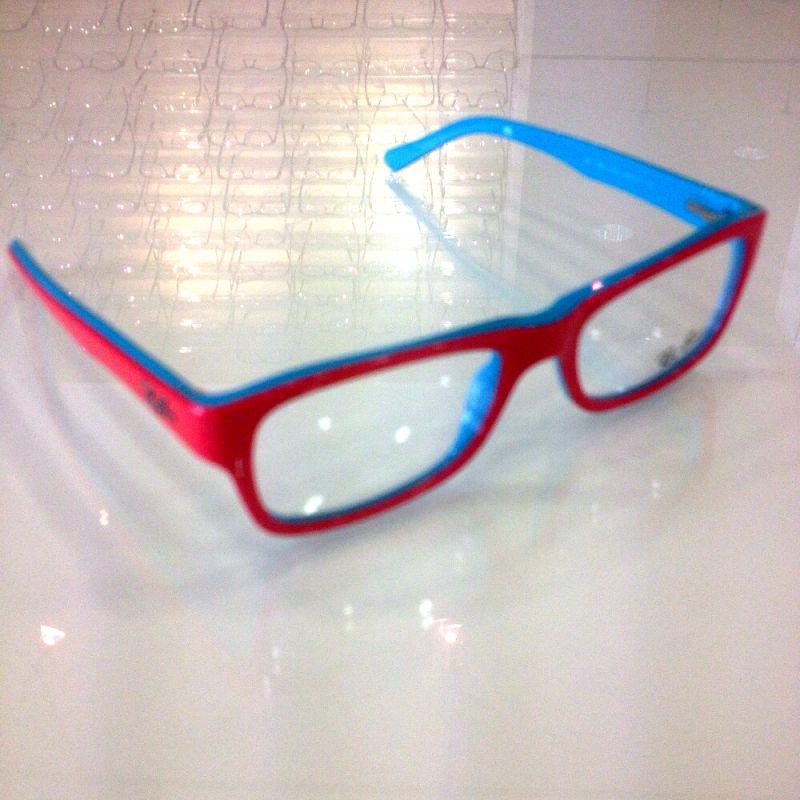 Unisex Brille Rayban - Optik Fichtenmayer - Homburg