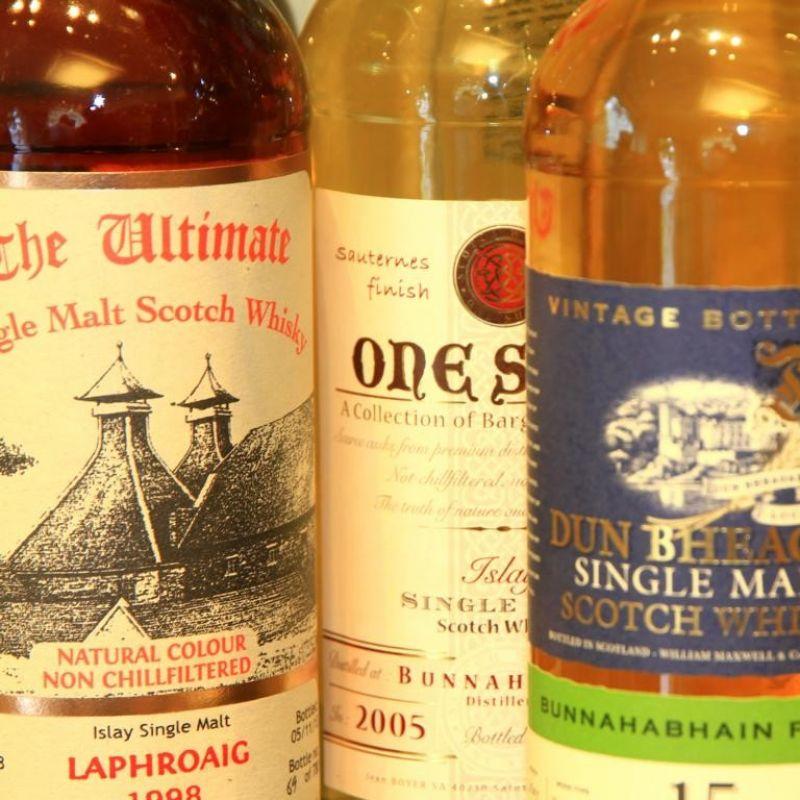 Single Malt Scotch Whisky  - TABACUM LA CASA DEL HABANO - Stuttgart