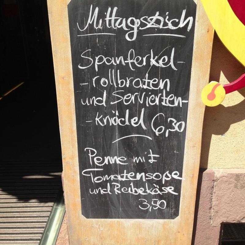 Eintrag #6406 - BADISCH BRAUHAUS - Karlsruhe