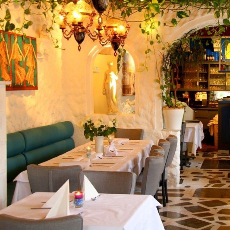 Griechische Restaurant - Restaurant El Greco - Stuttgart