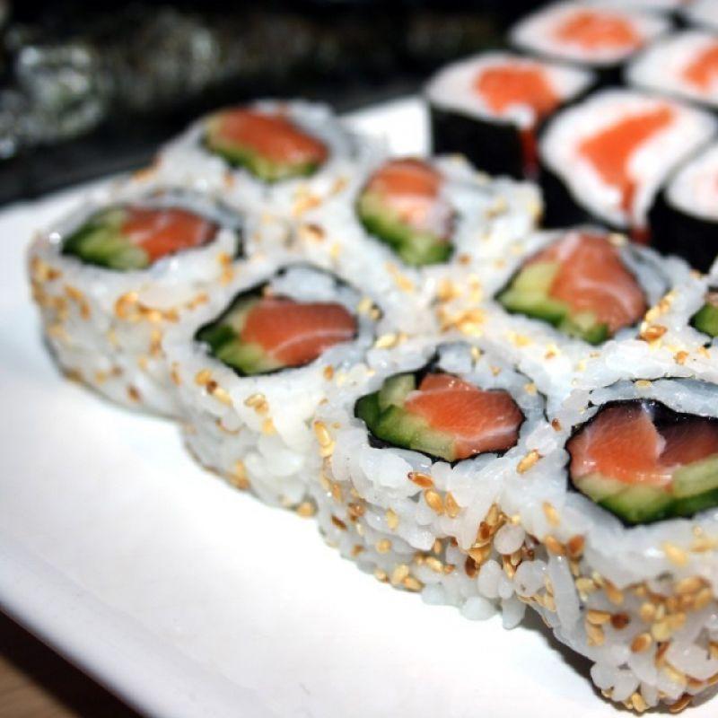 Sushi Buffet - Holiday Restaurant  - Schwetzingen