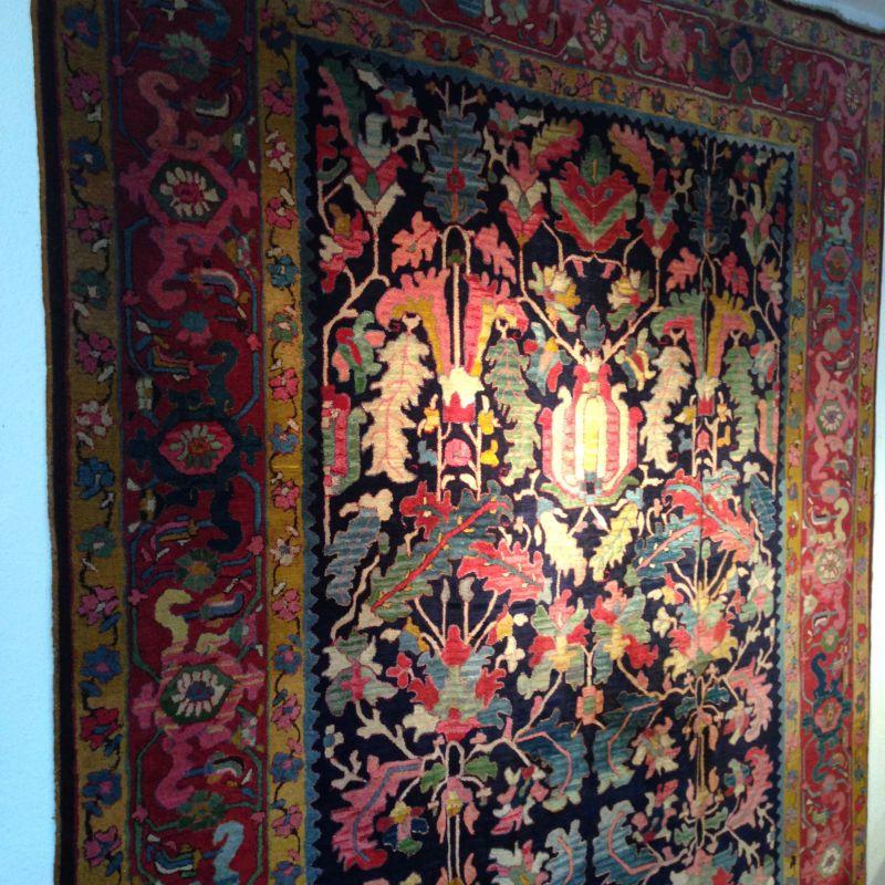 antiker Teppich - GALERIE ARABESQUE - Teppiche - Textilien - Skulpturen aus Asien und Europa - GALARIE ARABESQUE - Stuttgart