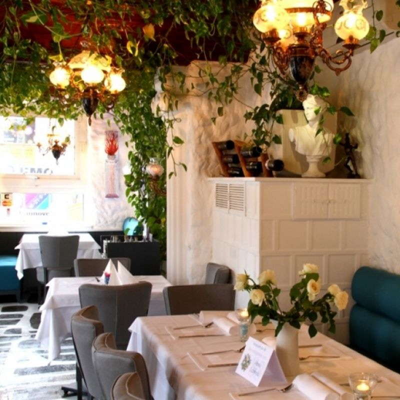 Restaurant El Greco - Griechische Spezialitäten - Restaurant El Greco - Stuttgart
