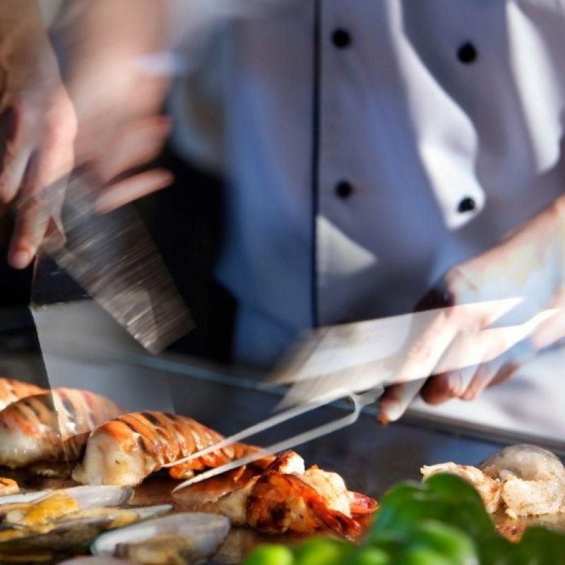 Live cooking  - Holiday Restaurant  - Schwetzingen