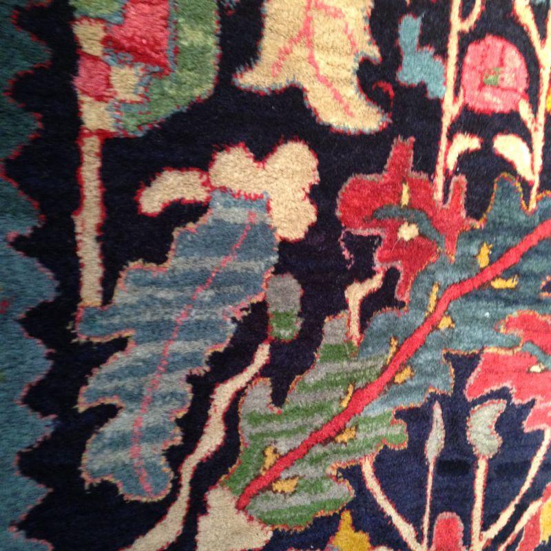 antiker teppich galerie arabesque teppiche textilien skulpturen aus asien und europa. Black Bedroom Furniture Sets. Home Design Ideas