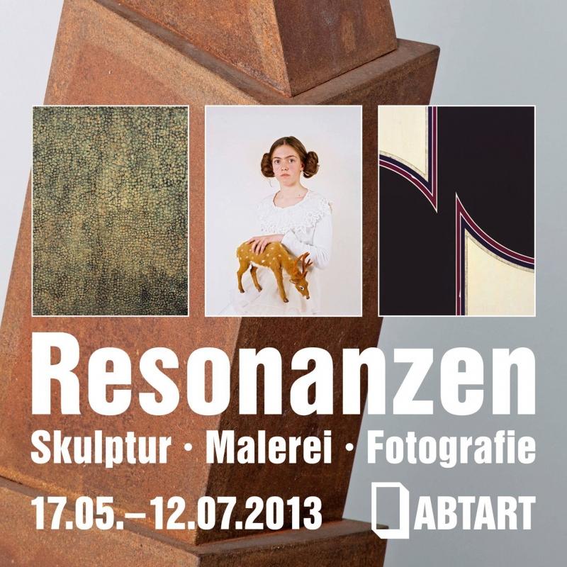 Resonanzen Skulptur - Malerei - Fotografie - ABTART - Stuttgart- Bild 1