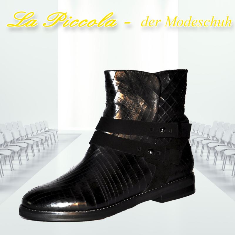 DAMEN HALBSCHUH REGARDE LE CIEL JEANNE-25 VAR. 1643 COL. SCHWARZ - La Piccola der Modeschuh - Pulheim