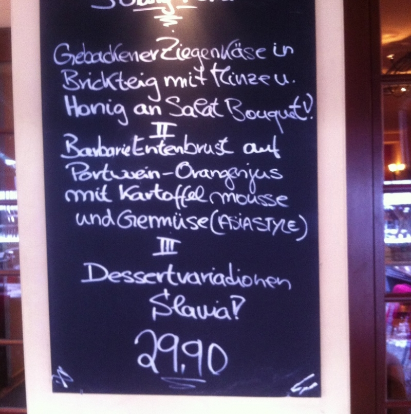 - Restaurant Slavia Am Rhein - Köln- Bild 1