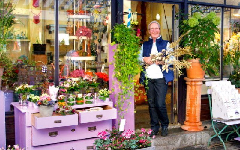 Foto 2 von Blumen Gertraud Bosch in Augsburg