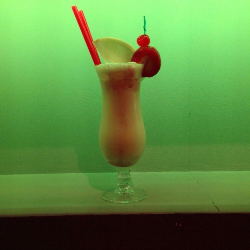 Coconut Kiss. (Alkoholfrei) - L6 Café-Bar-Lounge - Karlsruhe