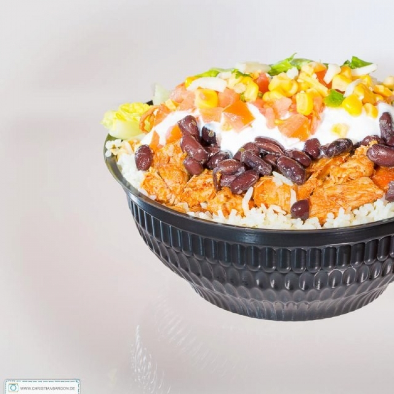 NAKED BURRITO - BAY AREA BURRITO CO - Bay Area Burrito Company - Köln