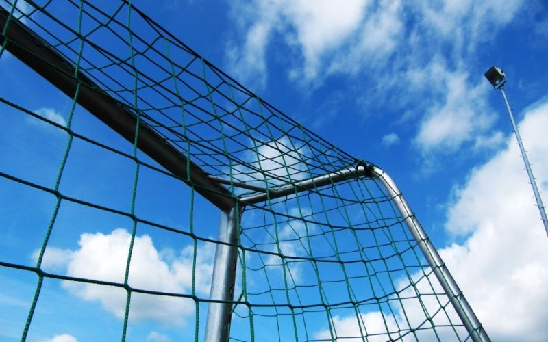 Fußballtor - (c) Rainer Sturm/http://www.pixelio.de/media/520499