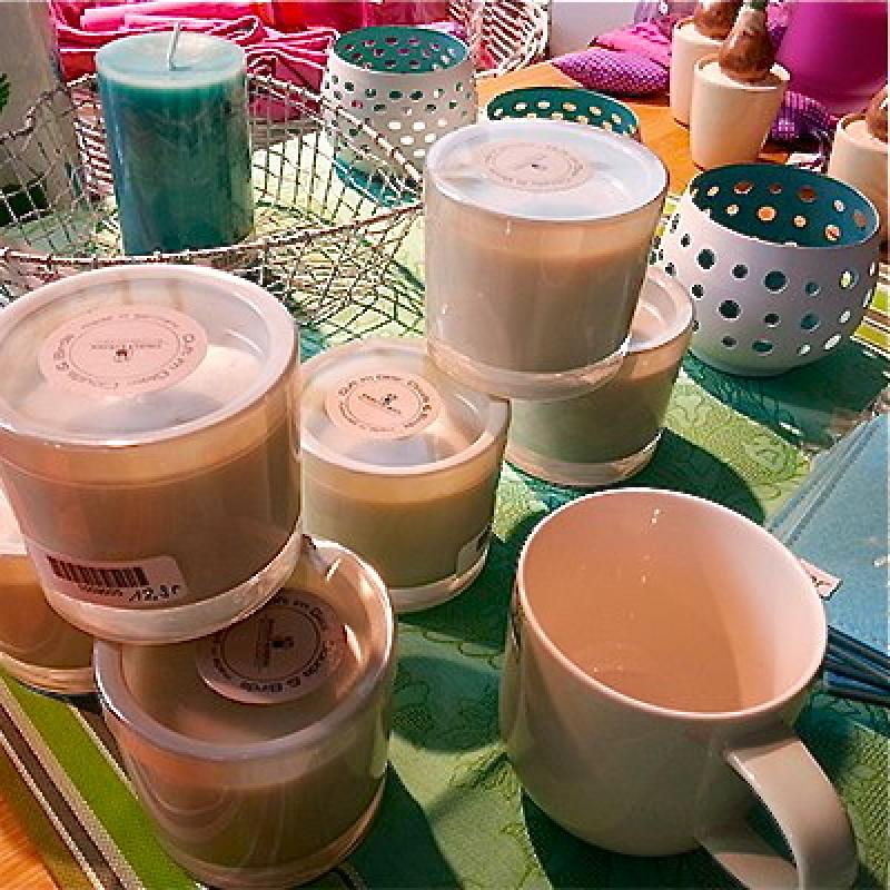 Neue Teelichter, Duftkerzen & mehr hübsche Dinge, die euer Leben bunter & schöner machen!  - Kultiv - Heilbronn