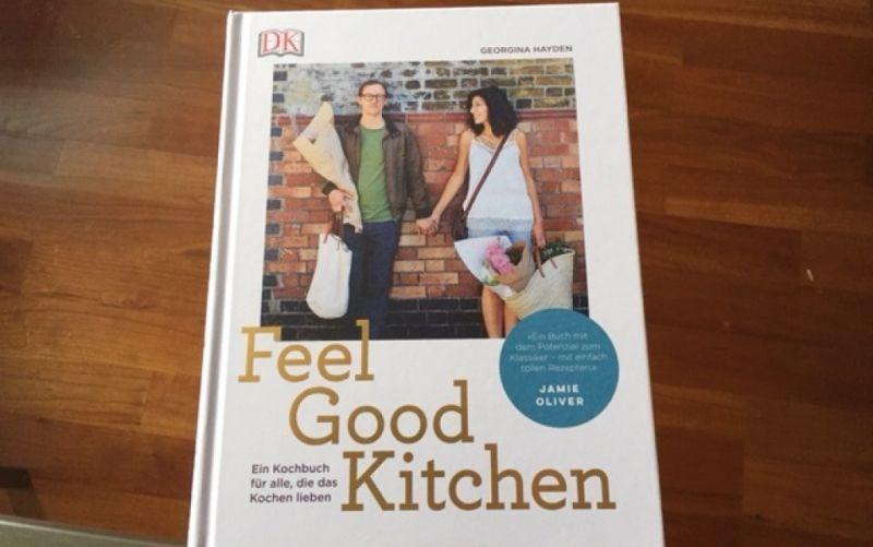 - (c) Feel good kitchen von Gergina Hayden aus dem DK Verlag / Christine Pittermann
