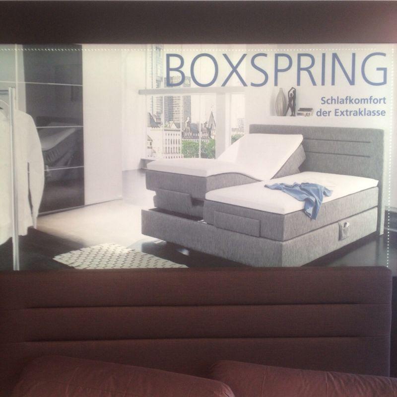 Boxspring Bett - Schlaf Werk Trier - Trier