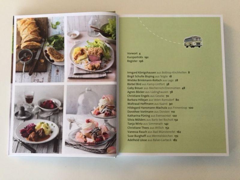 Land & Lecker - 18 Landfrauen kochen mit Herz und Leidenschaft aus dem ZS Verlag / Christine Pittermann