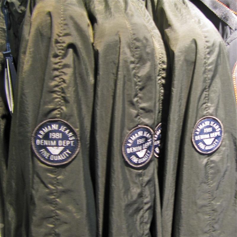 Jacken von ARMANI JEANS - La Chemise Exclusive Mode - Stuttgart