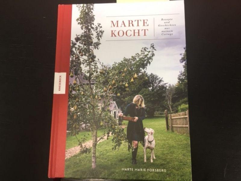 © Marte kocht / Rezepte und Geschichten aus meinem Cottage / Knesebeck Verlag / Marte Marie Forsberg