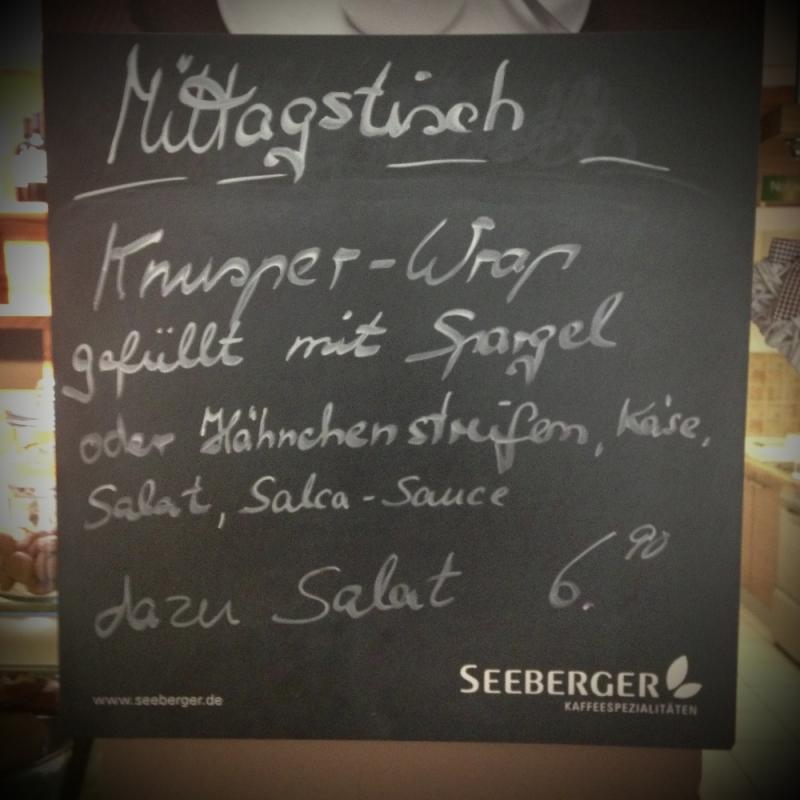 Mittagstisch - CANTUCCIO - Stuttgart- Bild 1