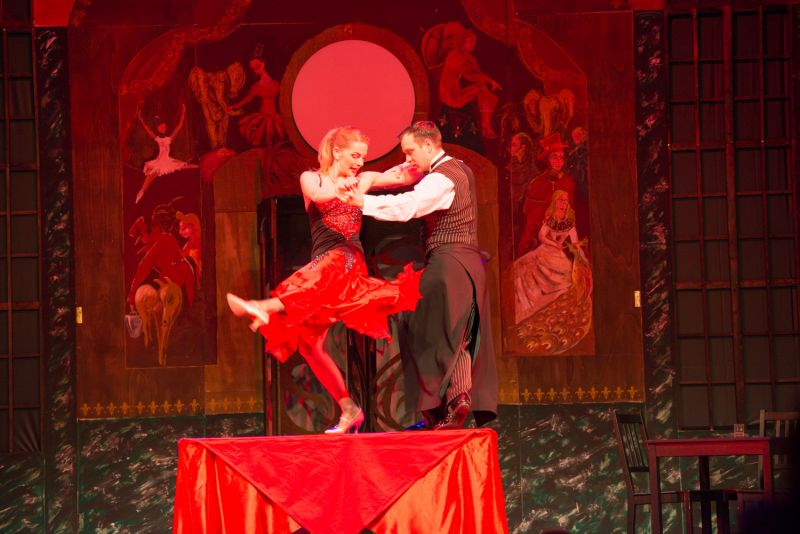 GOP Varieté Theater/ Bonn / Grand Hotel