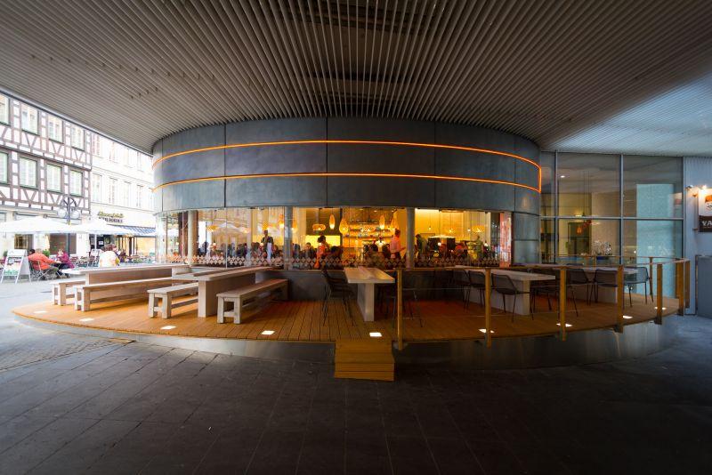 Photo von Yaz Flagship Restaurant Stuttgart in Stuttgart