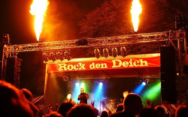 Rock den Deich Festival - (c) Rock den Deich