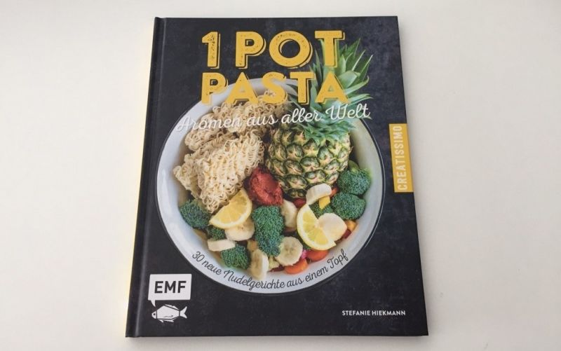 - (c) 1 POT PASTA / EMF Verlag/ Christine Pittermann