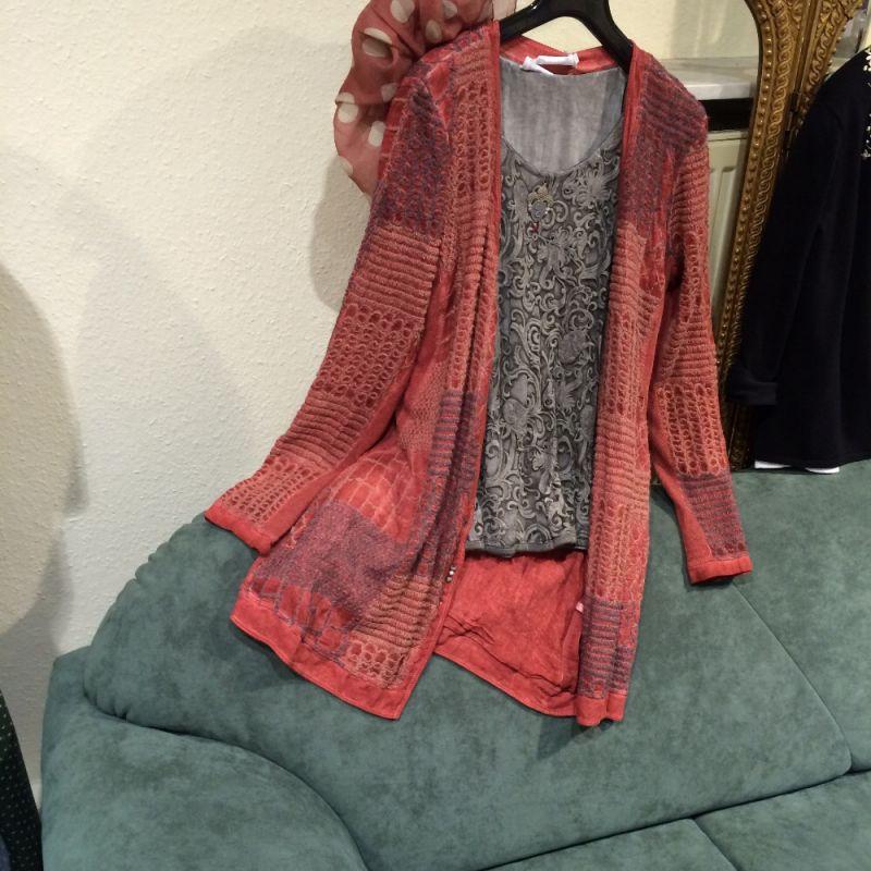 Jacke und Shirt Elisa Cavaletti - Atelier Claudia M. - München