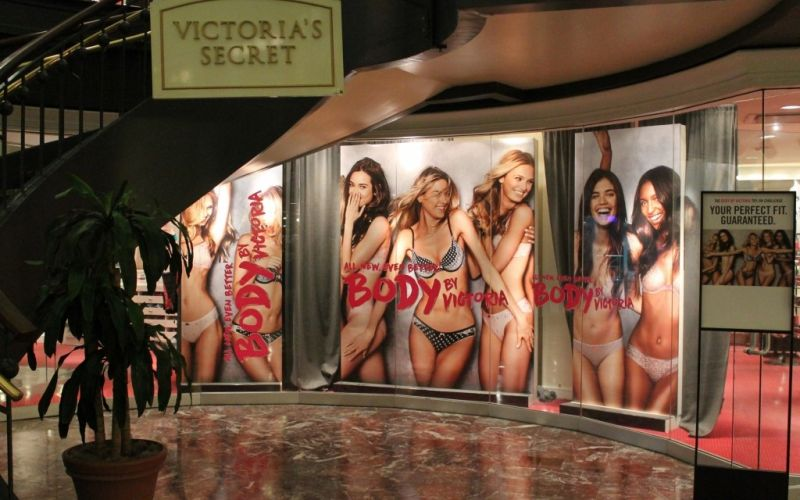 Victoria's Secret! - (c) flickr.com/Elvert Barnes/https://www.flickr.com/photos/perspective/20529431896/