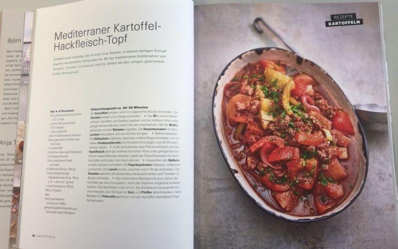 Der Vorkoster / Björn Freitag / WDR / Die besten Rezepte und Küchentipps aus der Sendung / Christine Pittermann